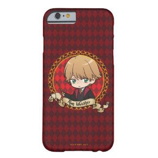 Animado Ron Weasley Funda Barely There iPhone 6