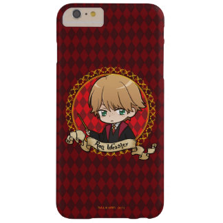 Animado Ron Weasley Funda Barely There iPhone 6 Plus