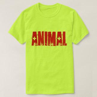 ANIMAL CAMISETA