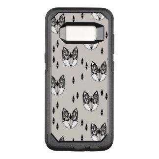 Animal del arbolado del Fox/Andrea principales Funda Otterbox Commuter Para Samsung Galaxy S8