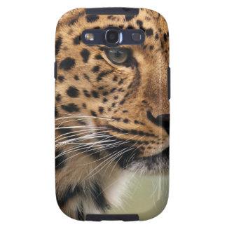 Animal del guepardo galaxy s3 cárcasa