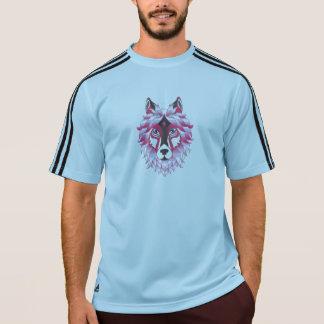 Animal del lobo de la fantasía camiseta