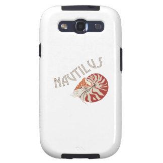 Animal del nautilus galaxy s3 protectores