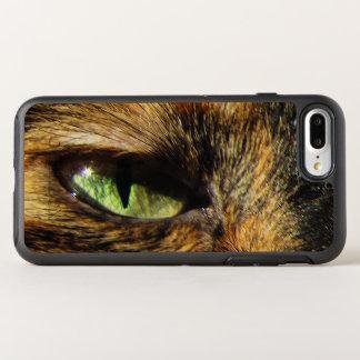 Animal del ojo de gatos funda OtterBox symmetry para iPhone 7 plus