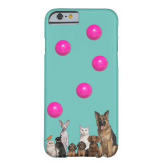 Animales Funda De iPhone 6 Barely There