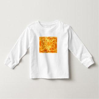 Anime para arriba la camisa del niño