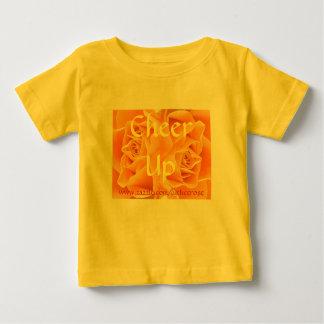 Anime para arriba la camisa infantil