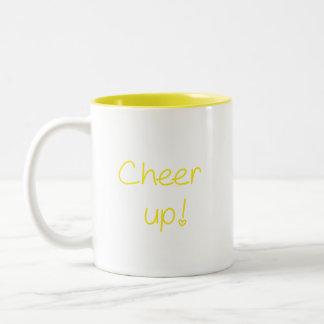 anime para arriba la taza