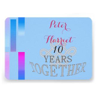 Aniversario de boda 10