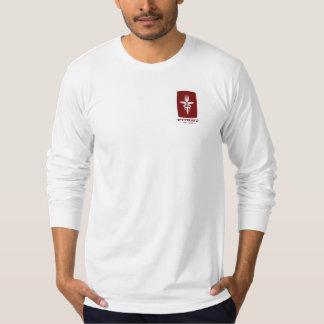 Aniversario de Furst 50.o - hombres rojos Camiseta