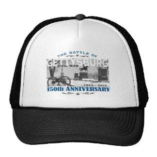 Aniversario de la batalla 150 de Gettysburg Gorras De Camionero
