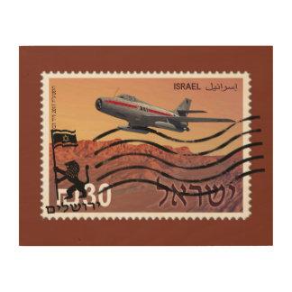 Aniversario de la reunificación 50.a de Jerusalén Impresión En Madera