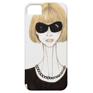 Anna Wintour iPhone 5 Carcasa