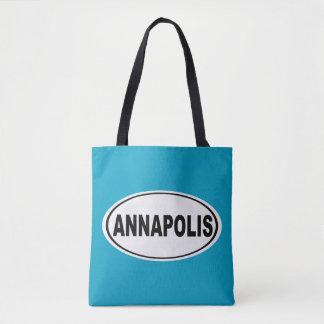 Annapolis Maryland Bolso De Tela