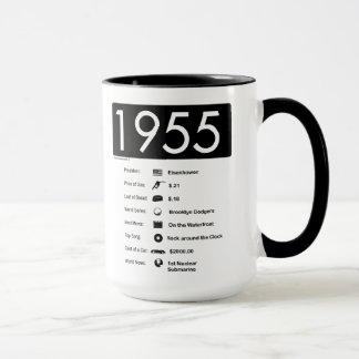 año 1956-Great (15 onzas.) Taza de café