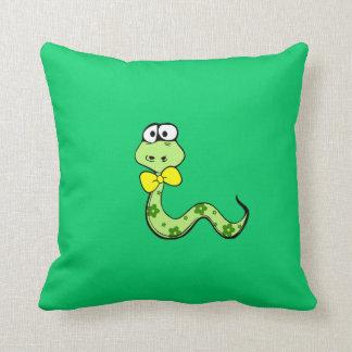 Año chino de la almohada de la serpiente