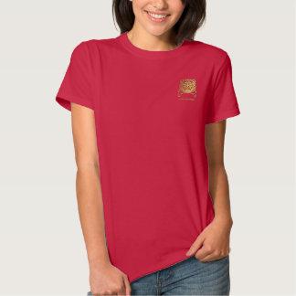 Año chino del dragón camisetas