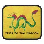Año chino del dragón mangas de iPad
