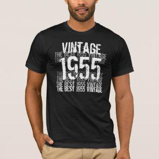Año de 1955 cumpleaños - el mejor vintage 1955 camiseta