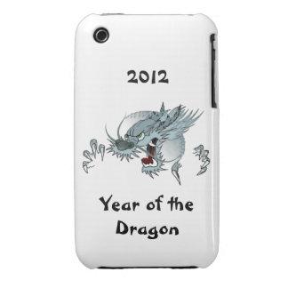 Año de Barely There 3G/3GS de la casamata del iPhone 3 Case-Mate Carcasas