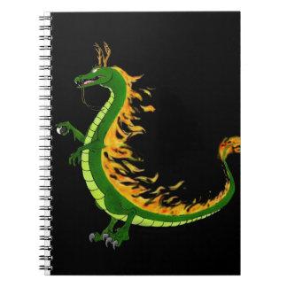 Año de dragón libretas
