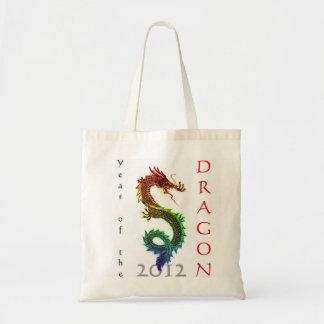 Año de la bolsa de asas 2012 del dragón