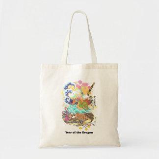 Año de la bolsa de asas hawaiana asiática de la fu