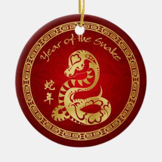 Año de la serpiente 2013 - Año Nuevo chino Ornamentos Para Reyes Magos