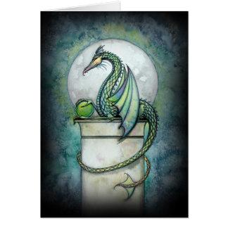 Año de la tarjeta del dragón 2012