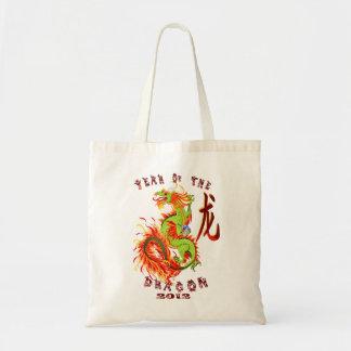 Año de los bolsos Dragon-2012 Bolsa