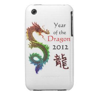 Año del caso 2012 del iPhone 3G/3GS del dragón iPhone 3 Carcasas