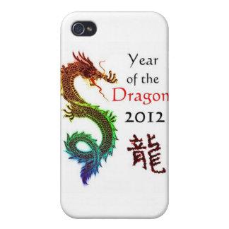 Año del caso 2012 del iPhone 4/4S del dragón iPhone 4/4S Carcasa