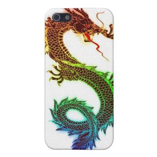 Año del caso 2012 del iPhone 4/4S del dragón iPhone 5 Carcasa
