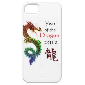 Año del caso 2012 del iPhone 5 del dragón iPhone 5 Cobertura
