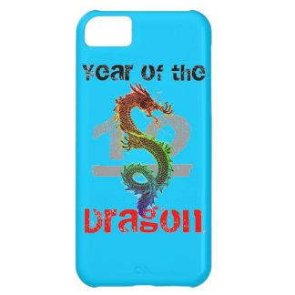 Año del caso 2012 del iPhone 5 del dragón