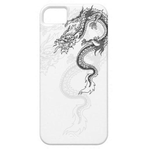Año del caso del iPhone 5 del dragón iPhone 5 Case-Mate Fundas