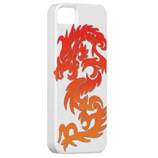 Año del caso del iPhone 5 del dragón iPhone 5 Case-Mate Carcasa