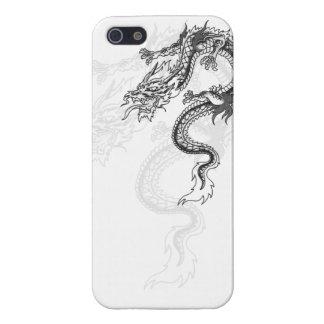 Año del caso listo del caso del iPhone 5 del dragó iPhone 5 Carcasas