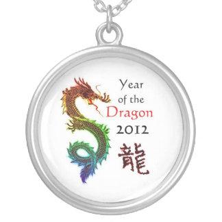 Año del collar 2012 del dragón