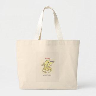 Año del dragón 2012 bolsas de mano