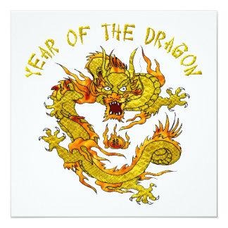 Año del dragón 3 anuncio