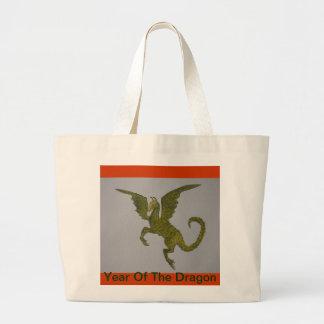 Año del dragón bolsa