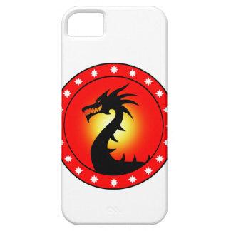Año del dragón iPhone 5 protector