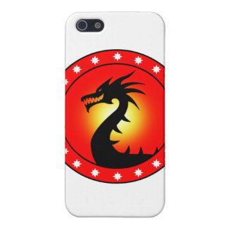 Año del dragón iPhone 5 cobertura