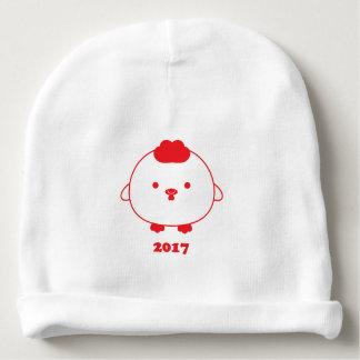Año del gorra 2017 de la gorrita tejida del bebé gorrito para bebe