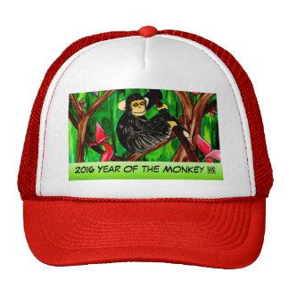 Año del gorra del mono