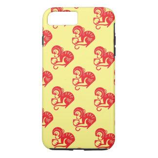 """Año del mono "" Funda iPhone 7 Plus"