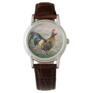Año del reloj del gallo