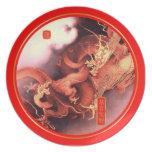 Año Nuevo chino 2012 (año del dragón) Platos De Comidas
