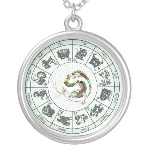 Año Nuevo chino - 2012 - el año del dragón Grimpola